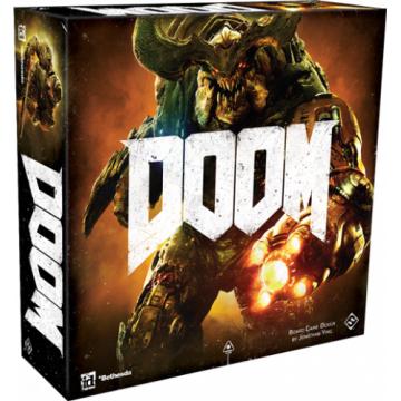 Doom gra planszowa