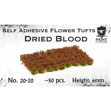 Dried Blood Flowers