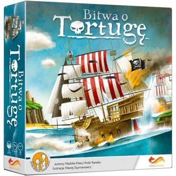 Bitwa  Tortugę - gra dla...