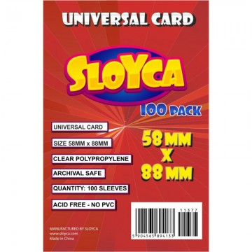 SLOYCA Koszulki Universal...