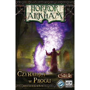 Horror w Arkham – Czyhający...