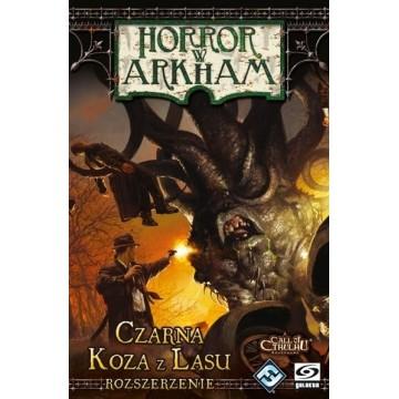 Horror w Arkham – Czarna...