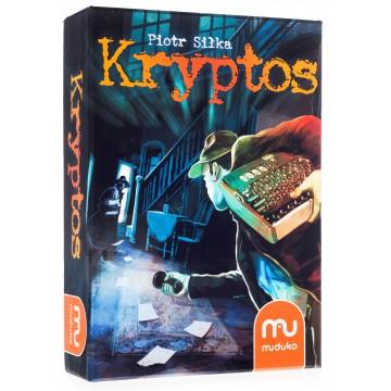 Kryptos - gra planszowa Muduko