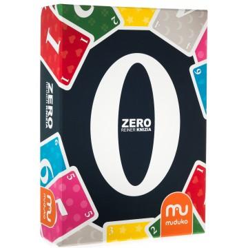 Zero - gra planszowa Muduko