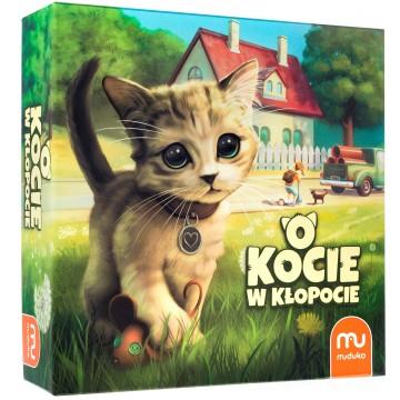 O Kocie w kłopocie - gra...
