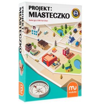 Projekt : miasteczko - gra...