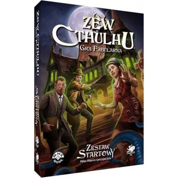 Zew Cthulhu: Zestaw startowy