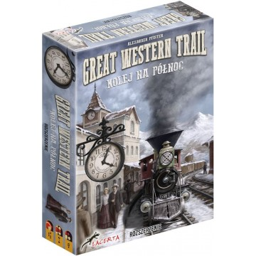 Great Western Trail: Kolej...