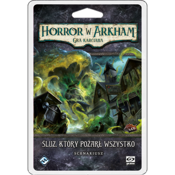 Horror w Arkham: The Card...