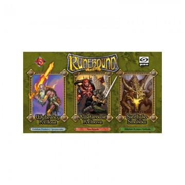 Runebound 2 edycja - Kult...