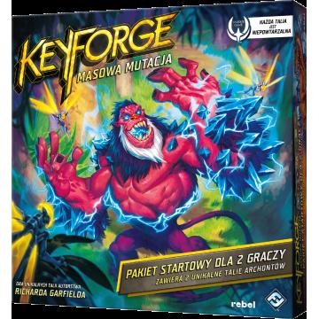 KeyForge: Masowa mutacja -...