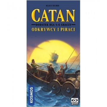 CATAN - Odkrywcy i Piraci-...