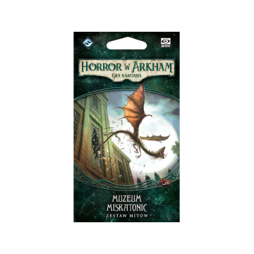 Horror w Arkham LCG: Muzeum...