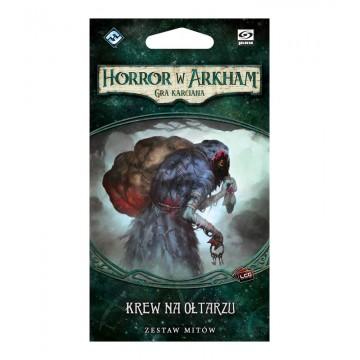 Horror w Arkham LCG: Krew...