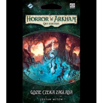 Horror w Arkham LCG: Gdzie...