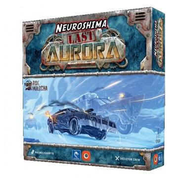 Neuroshima Last Aurora