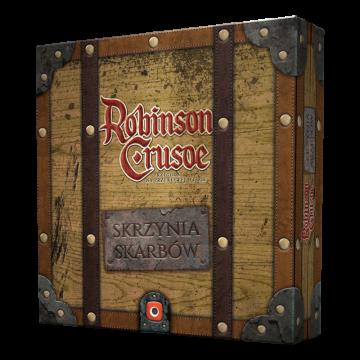Robinson Crusoe: Skrzynia...