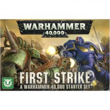 Warhammer 40.000: First...