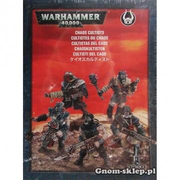 Warhammer 40.000: Chaos...