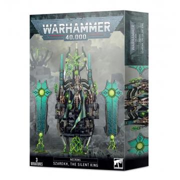 Warhammer 40000: Szarekh,...