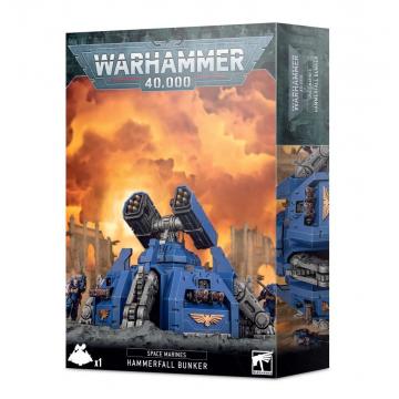 Warhammer 40000: Hammerfall...