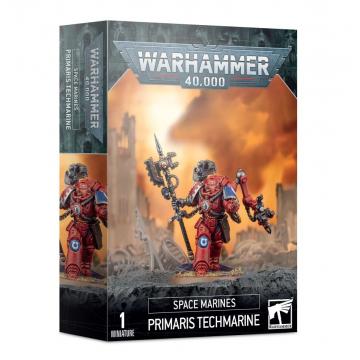 Warhemmer 40000: Primaris...