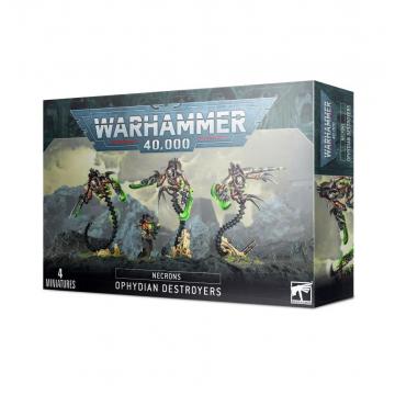 Warhammer 40000: Ophydian...