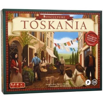 Viticulture: Toskania