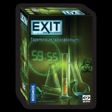 EXIT: Tajemnicze Laboratorium