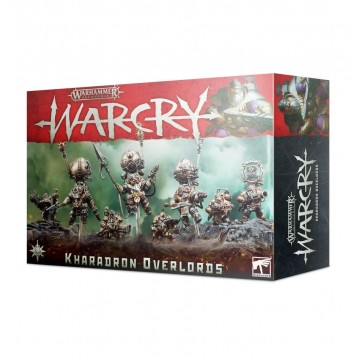 Warcry: Kharadron Overlords...