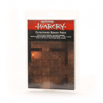 Warcry: Catacombs Board...