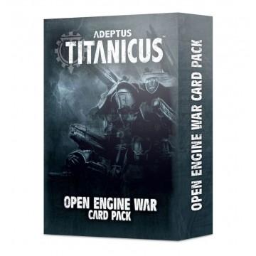 Open Engine War Card Pack