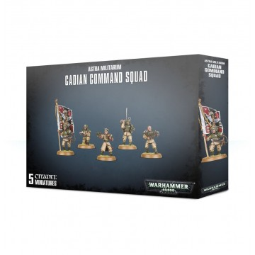 Warhammer 40000: Cadian...