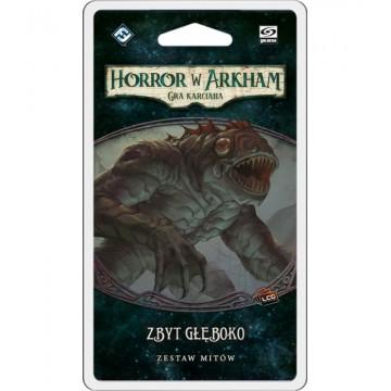 Horror w Arkham LCG: Zbyt...