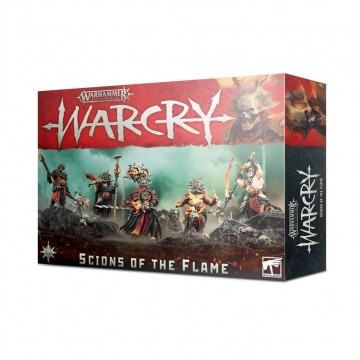 Warcry: Scions of the Flame...