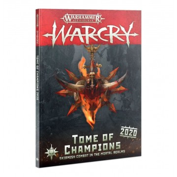 Warcry: Tome of Champions...