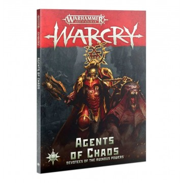 Warcry: Agents of Chaos 111-40