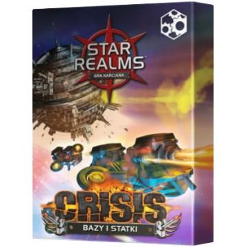 Star Realms: Crisis - Bazy...