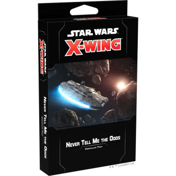 X-Wing 2nd ed.: Never Tell...