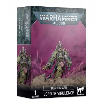 Warhammer 40 000: Lord of...