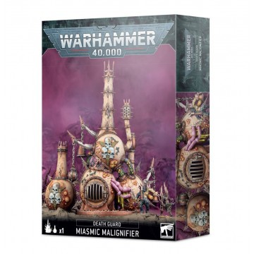 Warhammer 40 000: Miasmic...