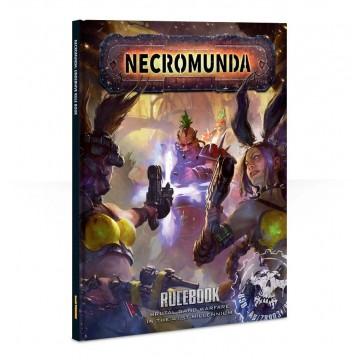 Necromunda: Rulebook 300-25-60