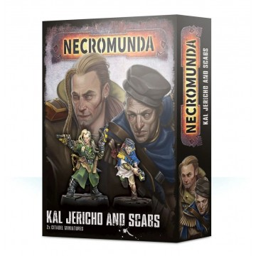 Necromunda: Kal Jericho and...