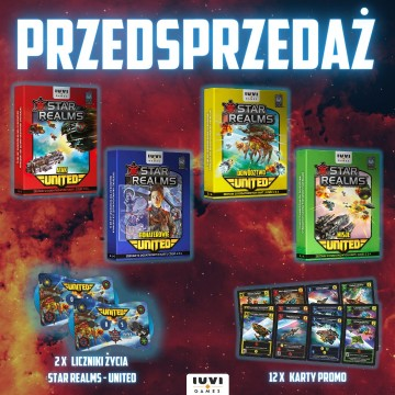 Star Realms: United + karty...