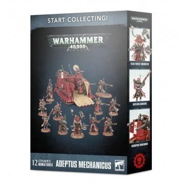 Warhammer 40.000: Start...
