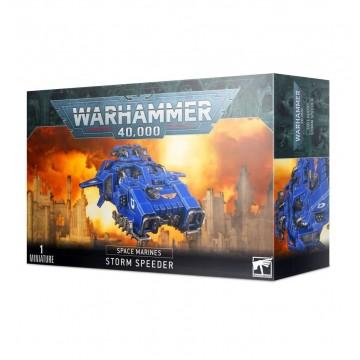 Warhammer 40 000: Storm...