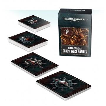 Warhammer 40 000: Datacards...