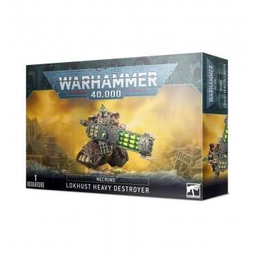 Warhammer 40 000: Lokhust...