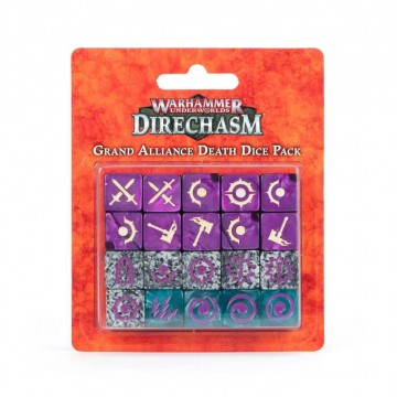 Grand Alliance Death Dice...