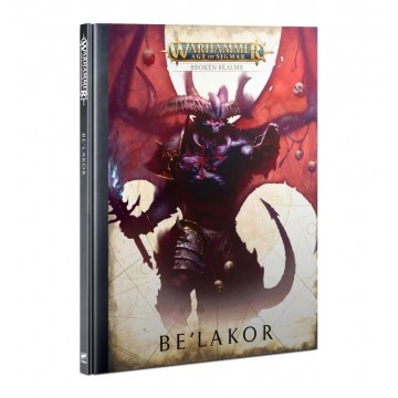 Broken Realms: Be'lakor 80-36